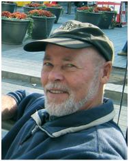 Leif Stubkjaer fra Masseovn.net og Vedvarende-Energi - foto
